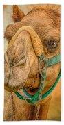 Nature Wear Camel Beach Towel
