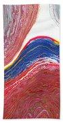 Nature's Prints Beach Towel