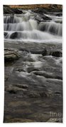 Natures Water Beauty Beach Towel