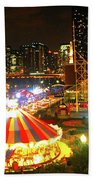 Navy Pier Beach Towel