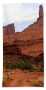 Near Moab 5 Beach Towel