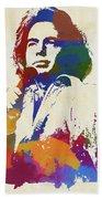Neil Diamond Beach Towel