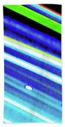 Neon 107c Beach Towel