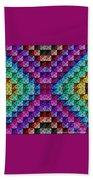 Neonbow Beach Sheet