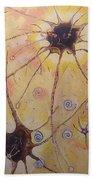 Neurons Beach Towel
