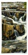 Nevada Falls Beach Towel
