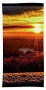 New  Day  Dawns Beach Towel