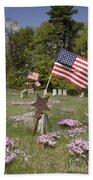 New England Graveyard Beach Sheet