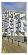 New Flats Overlooking Sandown Esplanade Beach Towel