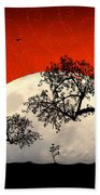 New Growth New Hope Beach Towel