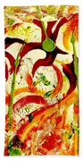 New Orleans After Hours Beach Towel