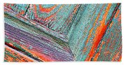 New Orleans Textures Beach Towel