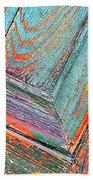 New Orleans Textures Beach Towel