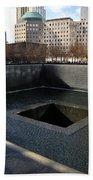New York City National September 11 Memorial Beach Towel