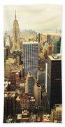 New York Beach Sheet
