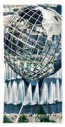 New York World's Fair Beach Towel