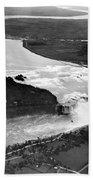 Niagara Falls, C1922 Beach Towel