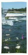Niagara Falls Usa - Photo Beach Towel