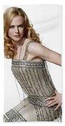 Nicole Kidman Beach Towel