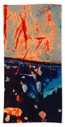 Night And Day Beach Towel