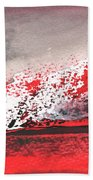 Nightfall 09 Beach Towel