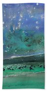 Nightfall 25 Beach Towel