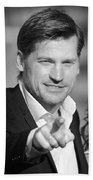 Nikolaj Coster-waldau 6 Beach Towel