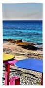 Nippers View Beach Towel