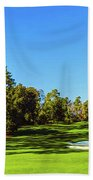 No. 8 Yellow - Jasmine 570 Yards Par 5 Beach Towel