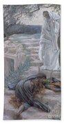 Noli Me Tangere Beach Towel by Tissot