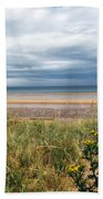 Normandy Beach Beach Towel