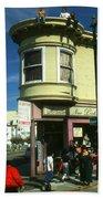 North Beach San Francisco Beach Towel