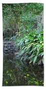 North Shore Forest Glade Beach Towel