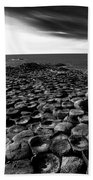 Northern Ireland 54 Beach Towel