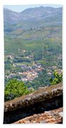 Northern Portugal  Beach Towel