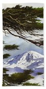 Northwest Majesty Beach Towel