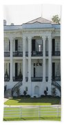 Nottoway Plantation Beach Towel