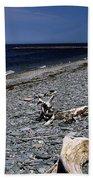 Nova Scotia Pebble Beach Beach Towel