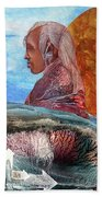 Nubian Dream  Beach Towel