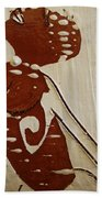 Nude 13 - Tile Beach Towel
