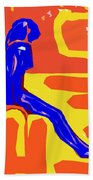 Nude 16 Beach Towel