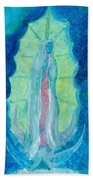 Nuestra Senora De Guadalupe 1 - Our Lady Of Guadalupe 1 Beach Towel