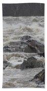 Potomac Torrent Beach Towel