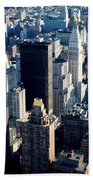 Nyc 2 Beach Towel
