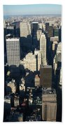 Nyc 5 Beach Towel
