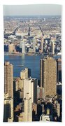 Nyc 6 Beach Towel