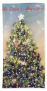 O Christmas Tree Beach Towel
