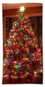 O Christmast Tree Beach Towel