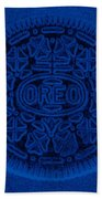 O R E O In Blue Beach Towel