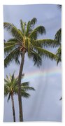 Oahu, Rainbow Beach Towel